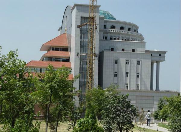 河南郑州西亚斯国际学院建筑群