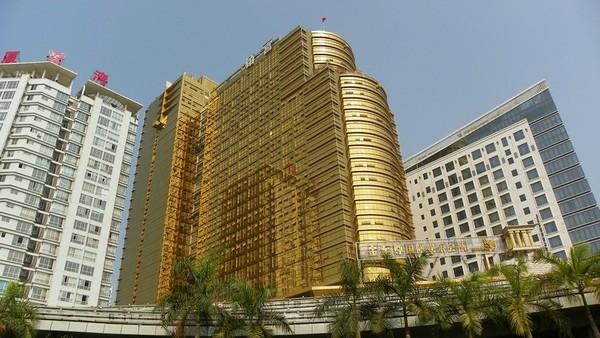 广西南宁迪拜七星酒店