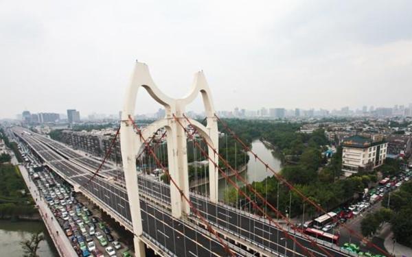 四川成都清水河大桥