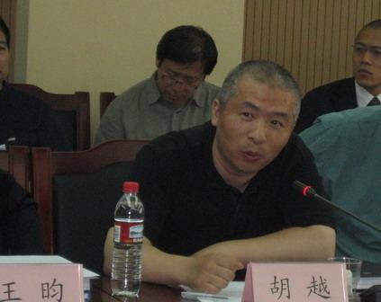 北京建筑设计研究院总建筑师 胡越